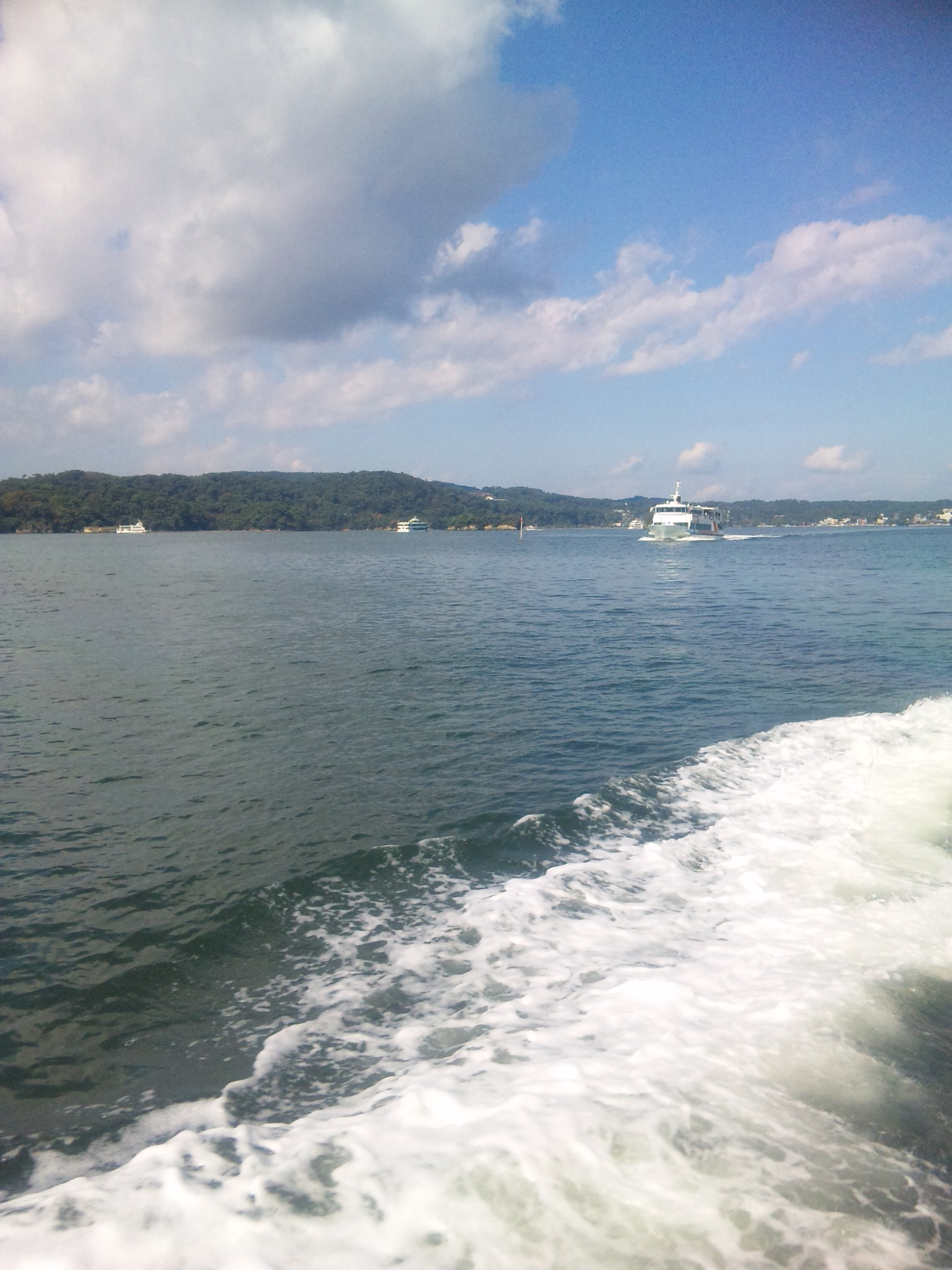 松島クルージング