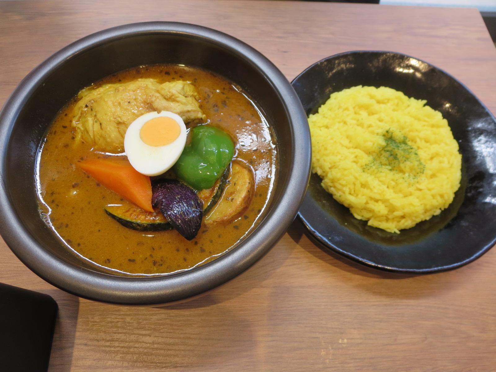 かなこ スープ カレー